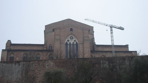 Restauro San Francesco